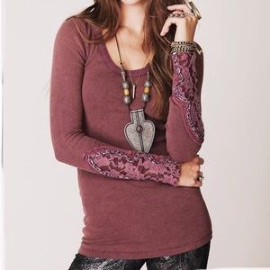Free People Crafty Cuff Thermal S
